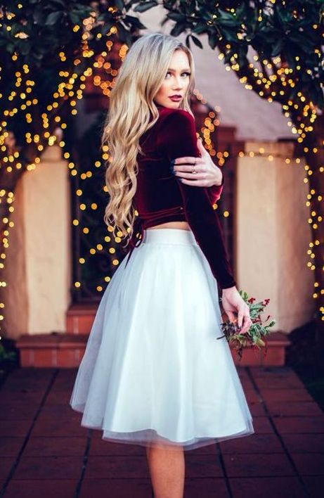 The Best Fabulously Festive Christmas Party Outfits | Habits de .