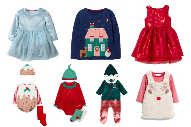 15 of the best boys and girls Christmas costumes for babies .