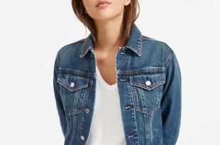 10 Best Cropped Denim Jackets | Rank & Sty