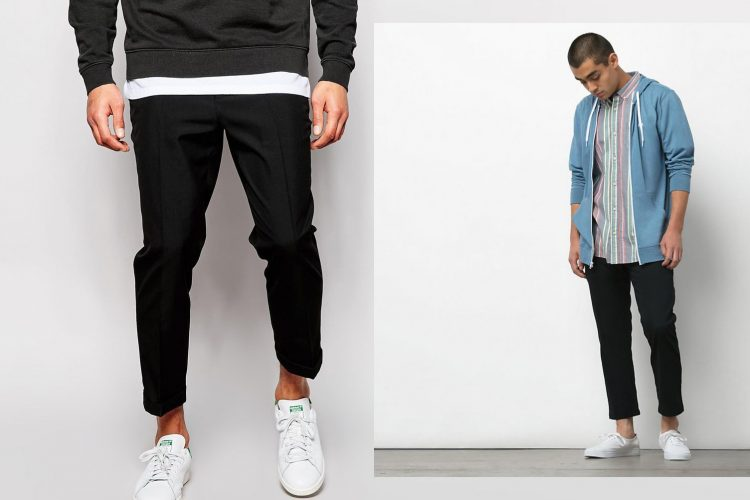 How to Wear Cropped Pants for Men | Dapper Confidenti