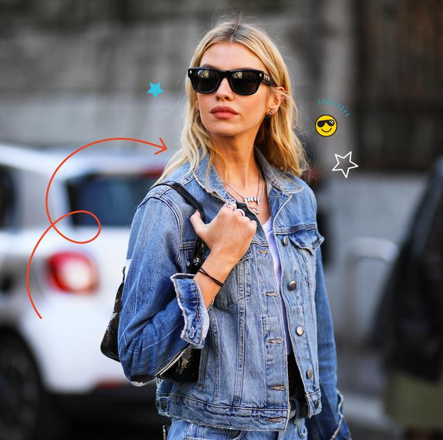 18 of the Best Jean Denim Jackets For Women in 20