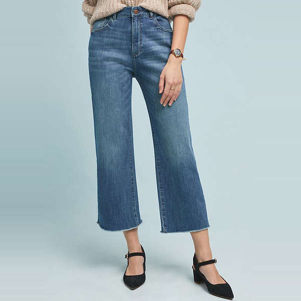 10 Best Petite Cropped Jeans | Rank & Sty