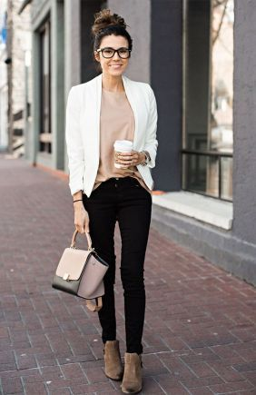 Cute Office Outfits Ideas 25 | Work outfits women, Summer work .