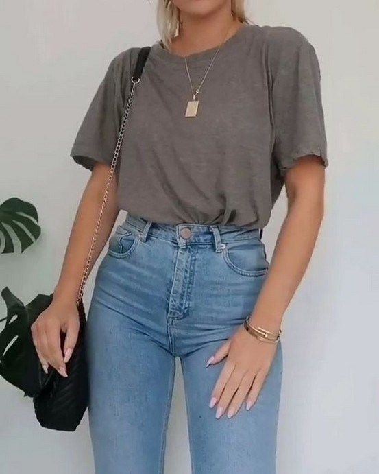 50 easy and cute summer outfits ideas for school 2019 00046 .