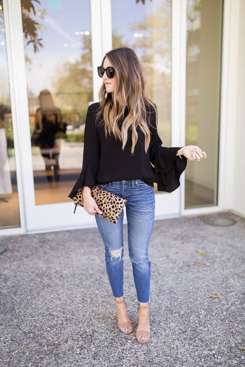 Date Night Style 93   Casual date night outfit, Winter date night .
