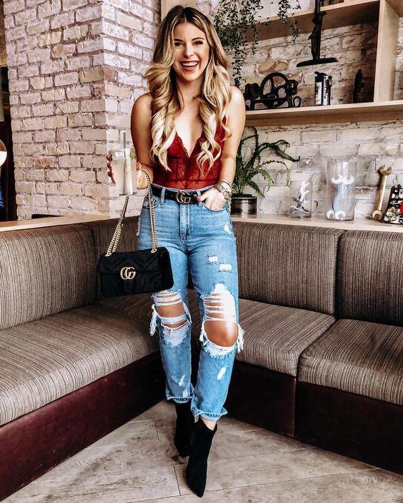 Best Date Night Style Ideas – fashiontur.com in 2020   Cute casual .