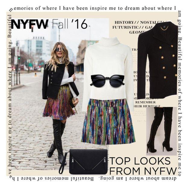 60 Second Style: Best NYFW Street Style | Street style, Nyfw .