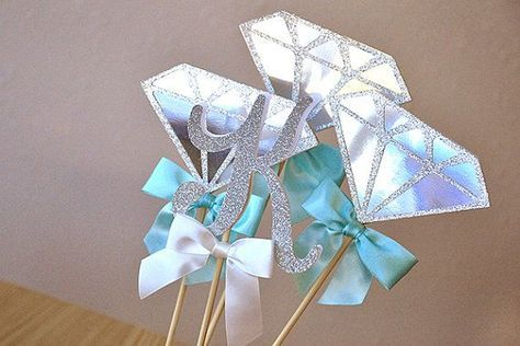 23 Best Diamond Theme Party (With images) | Diamond theme party .