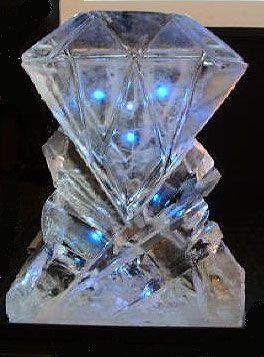 Diamond Vodka Luge in 2020 | Diamond party, Diamond theme party .