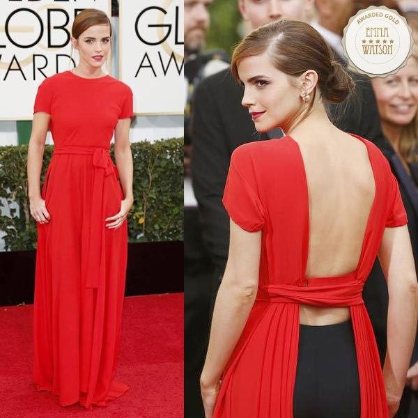 Best and worst dressed at 71st Golden Globes[1]- Chinadaily.com.