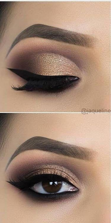 34 Glamour Eyeshadow Ideas and Images! Eyeshadow Basics Everyone .