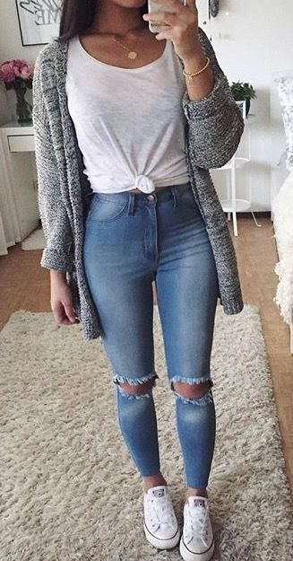 108 Best Autumn Outfit Ideas for Teenage Girls #autumn #girls .