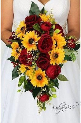 Best Fall Wedding Bouquets With Sunflowers 4 All Time Best Tips .