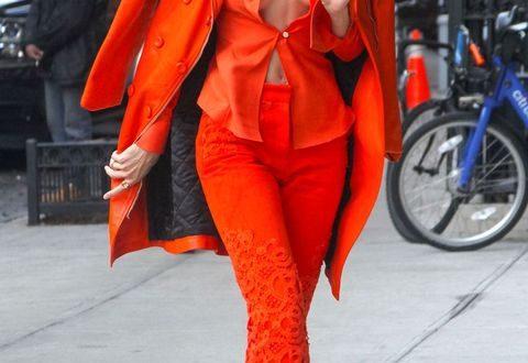 Gigi Hadid Style File - Gigi Hadid's Best Fashion Loo