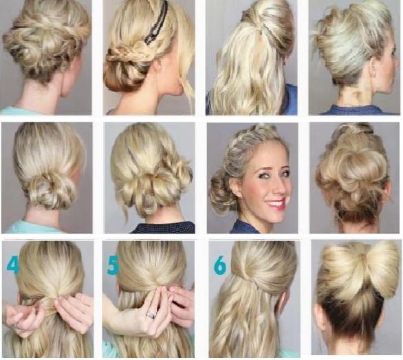 Trending Hair Styles; Best Hair Style Ideas for Women - 20