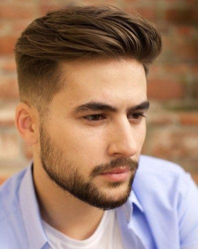 Best Hairstyle Idea For Teenage Boys 04 | Beard styles short .