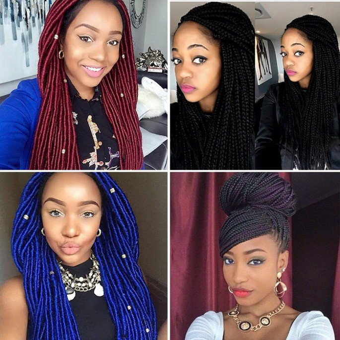 33 Best Natural Hairstyles Ideas for Black Women - Sens