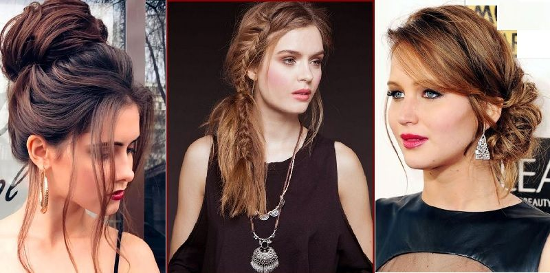 Best Hairstyle for New Year Party in 2020 | Cool hairstyles, New .