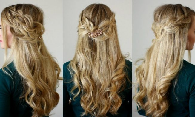 Hair Inspiration: Top 7 Party Hairstyles for New Year! – Watch out .