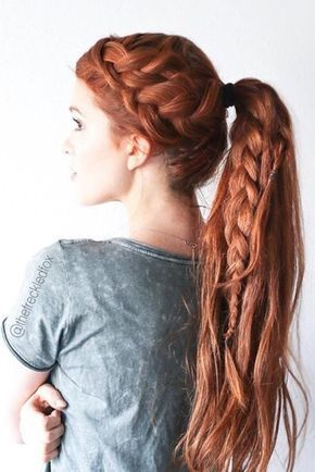 Breathtaking 20 Best Hairstyle for New Year Party https://fazhion .