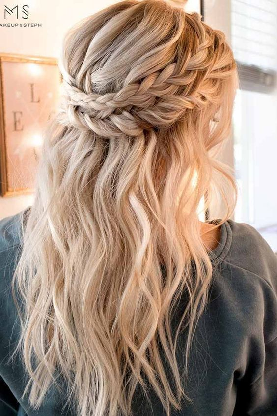 Braids #FrenchBraids #DutchBraids #Hairstyles micro braids .