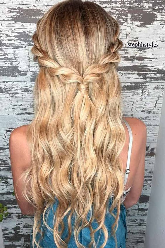50 Trendy Dutch Braid Hairstyle Ideas to Keep You Cool | Long hair .