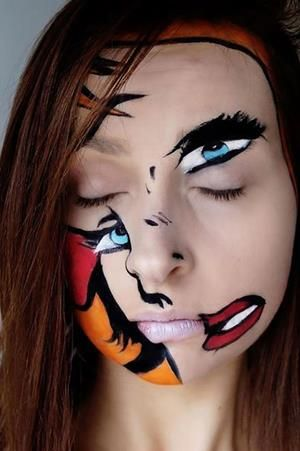 Cute and Scary Witch Makeup Ideas For Halloween | Scary makeup .