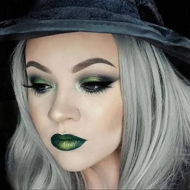 Image result for good witch makeup | Halloween makeup witch .