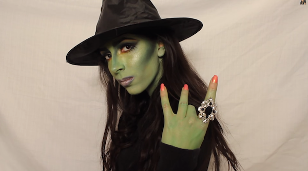 Halloween Witch Makeup: Tutorials That Will Scare and Inspire You .