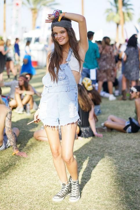 Festival Outfits For Summer - thelatestfashiontrends.com | Music .