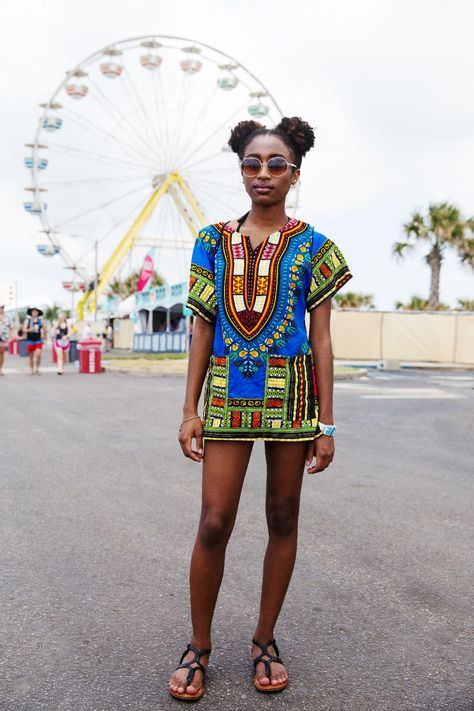 The Best Beach-Ready Looks From Hangout Fest | Street style outfit .
