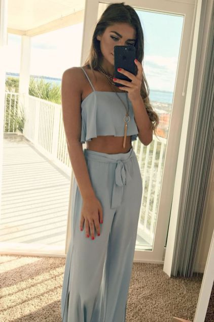100+ Best Vacation Outfits Ideas for This Holiday | Trendy summer .