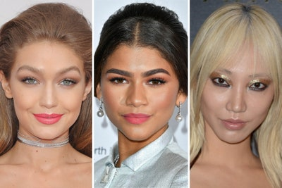 Best Celebrity-Inspired Holiday Makeup Looks | Teen Vog