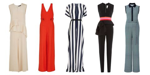 12 Cute Jumpsuits to Wear to the Office - Best Jumpsuits for Women .