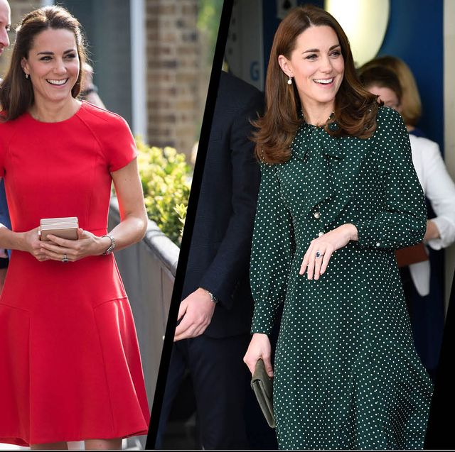 The Duchess of Cambridge's best looks - Best fashion and style .