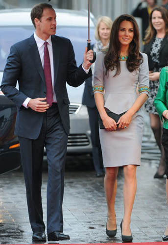 Kate Middleton's best style moments from 2012 | HELL