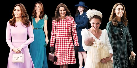 Kate Middleton's Best Style Moments - The Duchess of Cambridge's .