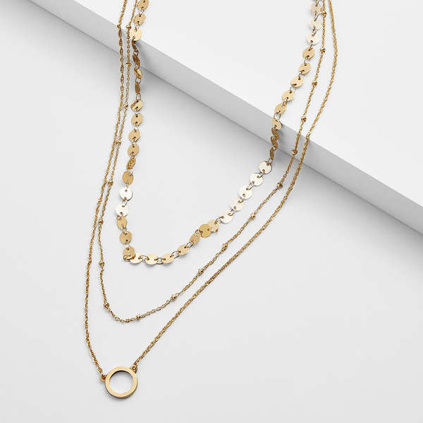10 Best Layered Necklaces | Rank & Sty
