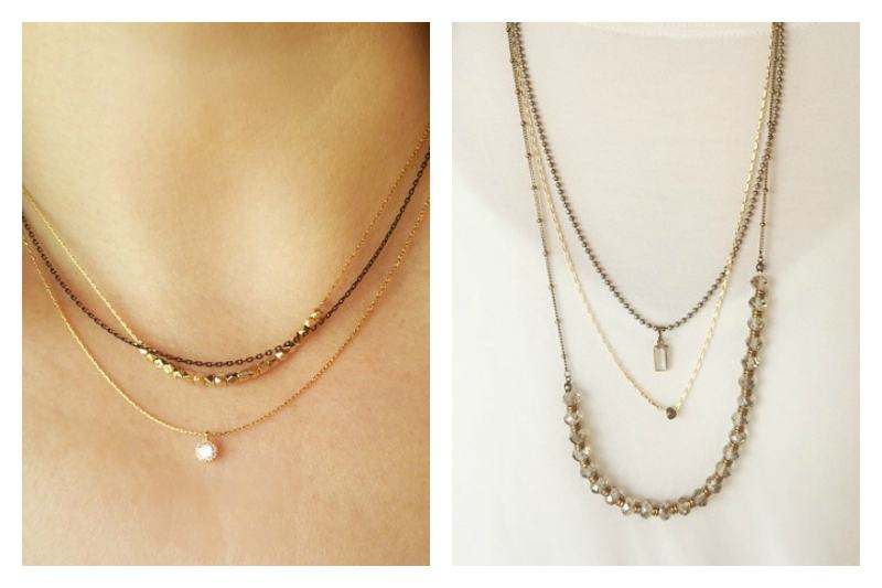 Your Easy Guide to Layering Necklac