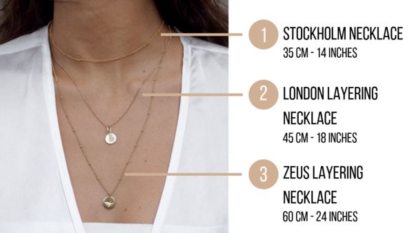 8 WAYS TO LAYER YOUR NECKLACES – IDEAS TO MASTER THE LOOK - Bonito .