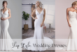 The Best Slip Style Wedding Dresses for Chic and Relaxed Brid