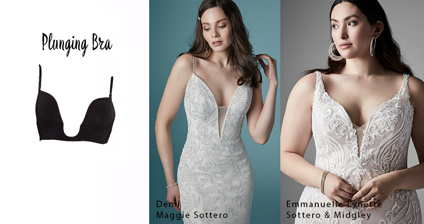 How To Choose The Best Undergarments For Your Wedding Dress : Love .