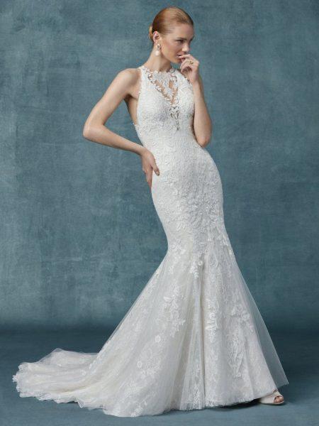 maggie sottero halter wedding dress, OFF 79%,Best Deals Online