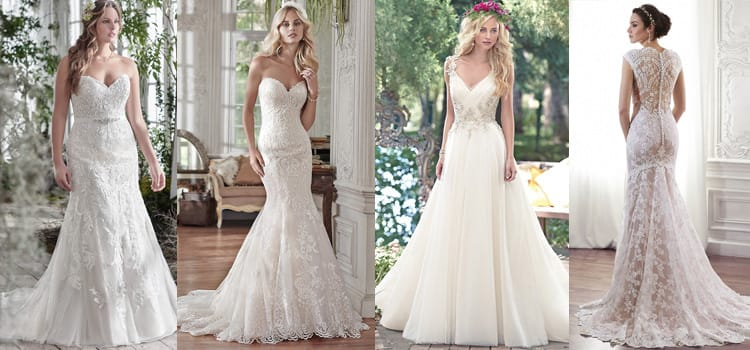 16 Best Maggie Sottero Wedding Gowns of 2016 - Love Magg
