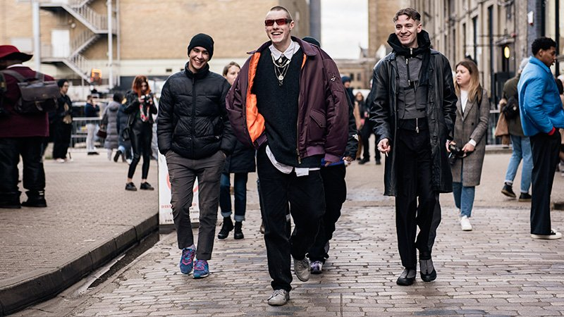 The Best Street Style at London Men's Fashion Week AW