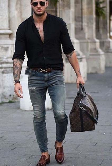 Choose the best mens fashion for this winter season .