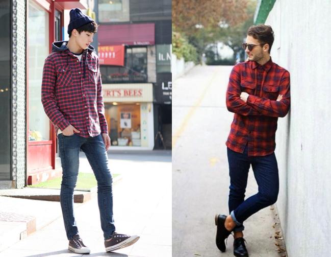 Flitto Content - Korean Men's Fashion vs. American Men's Fashion .