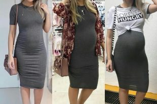 15 Glowing Best Maternity Outfit For Moms During Adorable Moment .