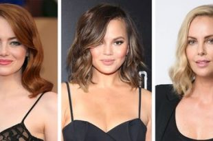 62 Gorgeous Medium Hairstyles - Best Mid Length Haircut Ide