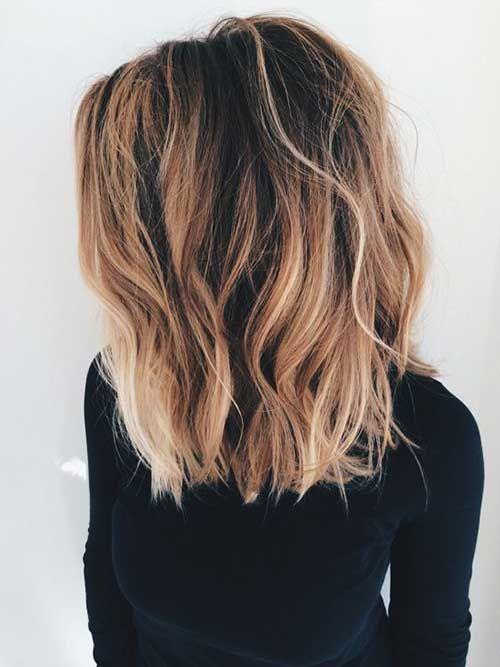 22 Best Medium Hairstyles for Women 2020 - Shoulder Length Hair .